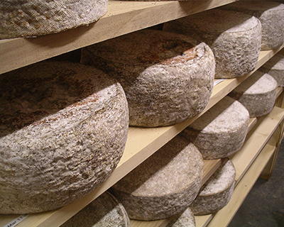 Fromages Saint-Nectaire Randol>